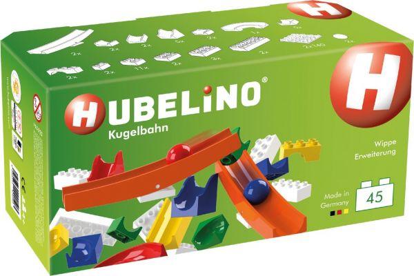 Hubelino - Kugelbahn 45-teilige Wippen Ergänzung