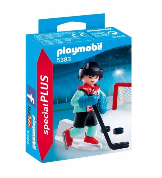 PLAYMOBIL® 5383 - Eishockey-Training