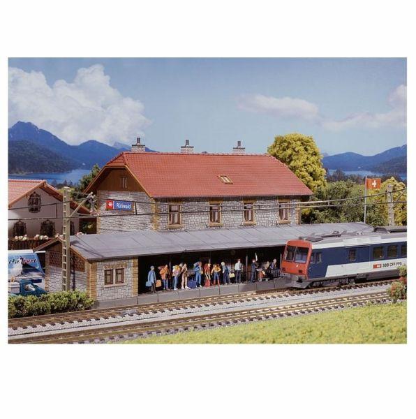 FALLER 190109 - Bahnhof Rütiwald, Spur H0
