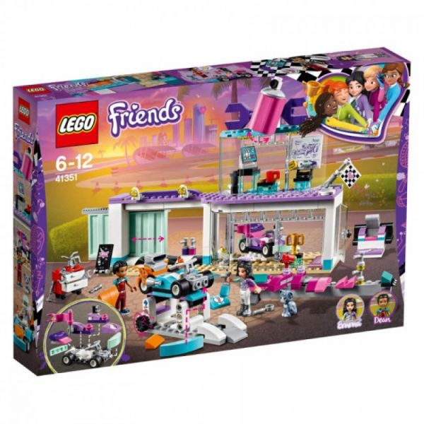 LEGO® Friends 41351 - Tuning-Werkstatt