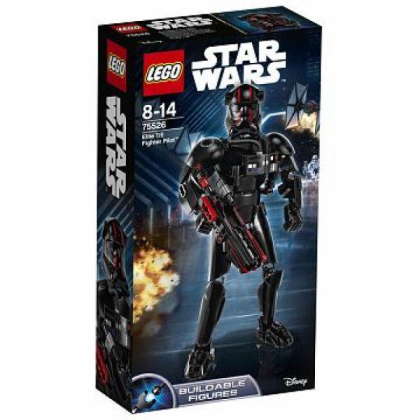 LEGO® Star Wars 75526 - Elite TIE Fighter Pilot