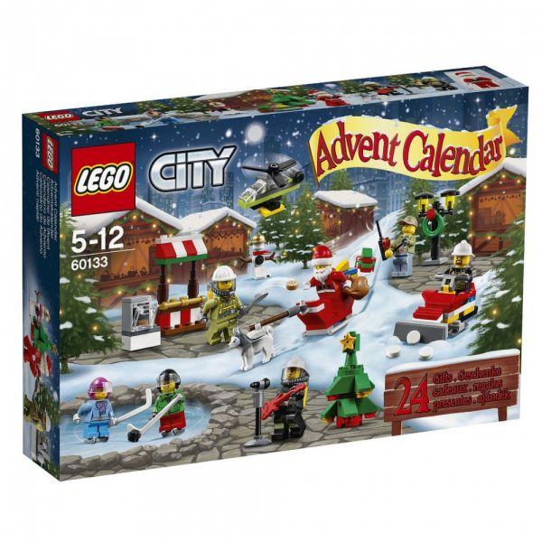 LEGO® City 60133 - Adventskalender