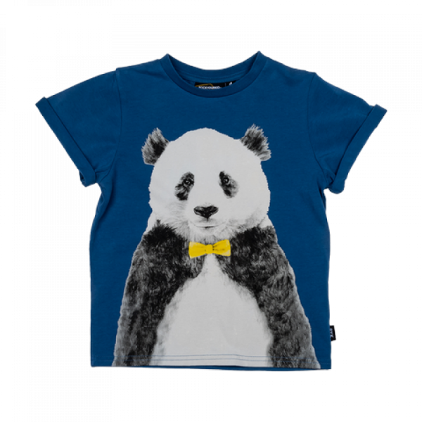 Rock your Baby - T-Shirt Panda
