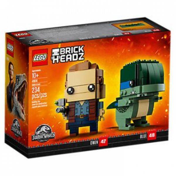 LEGO® BrickHeadz 41614 - Owen und Blue