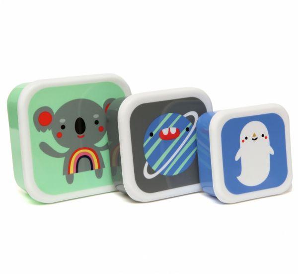 Petit Monkey - Lunchbox Set Koala
