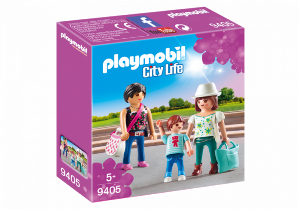 PLAYMOBIL® 9405 - Shopping Girls