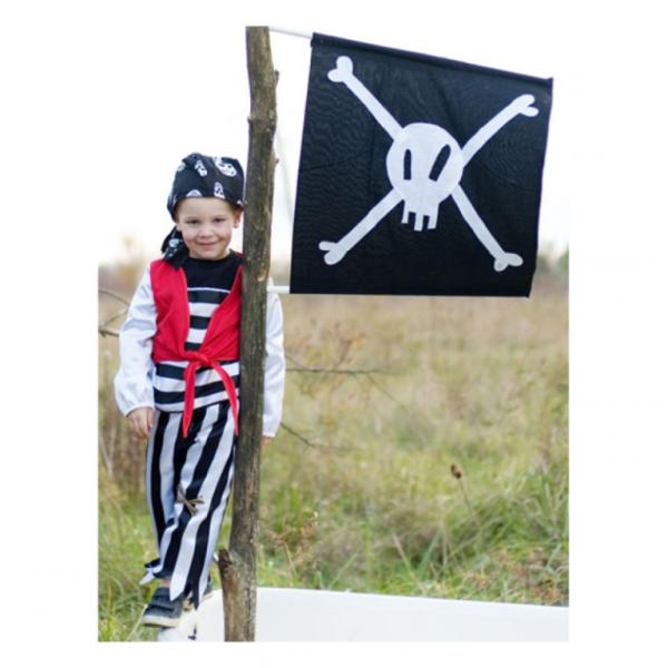 Kinderkostüm - Piratenset