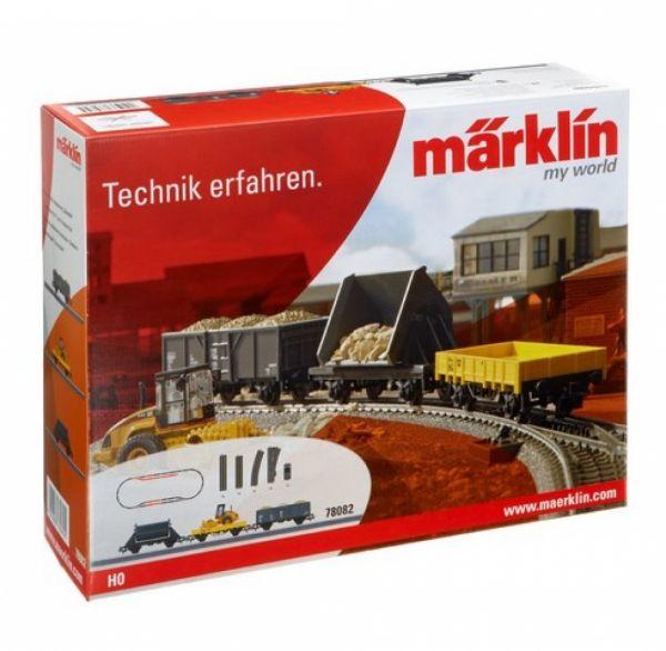 Märklin 78082 - Ergänzungspackung Baustelle Spur H0