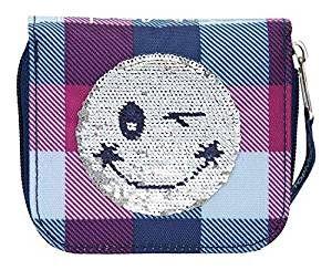 TOPModel - Portemonnaie Smiley mit Pailletten