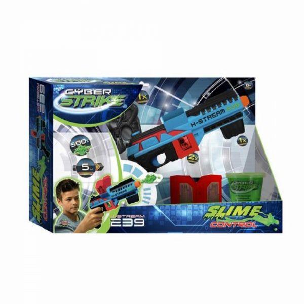 Splash Toys - Cyber Strike Slime Control Gun X-Stream 239