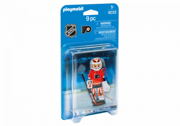 PLAYMOBIL® 9032 - NHL™ Philadelphia Flyers™ Goalie