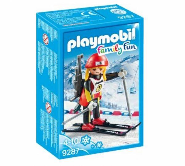 PLAYMOBIL® 9287 - Biathletin