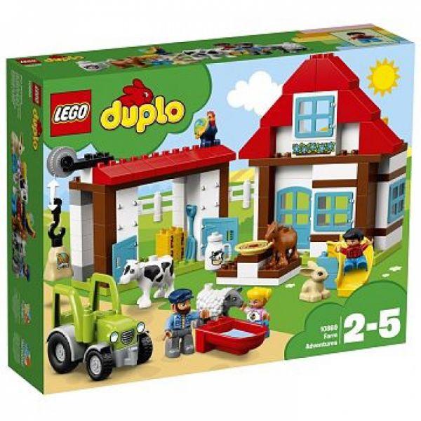 LEGO® Duplo 10869 - Ausflug auf den Bauernhof