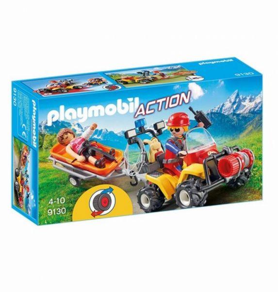 PLAYMOBIL® 9130 - Bergretter-Quad