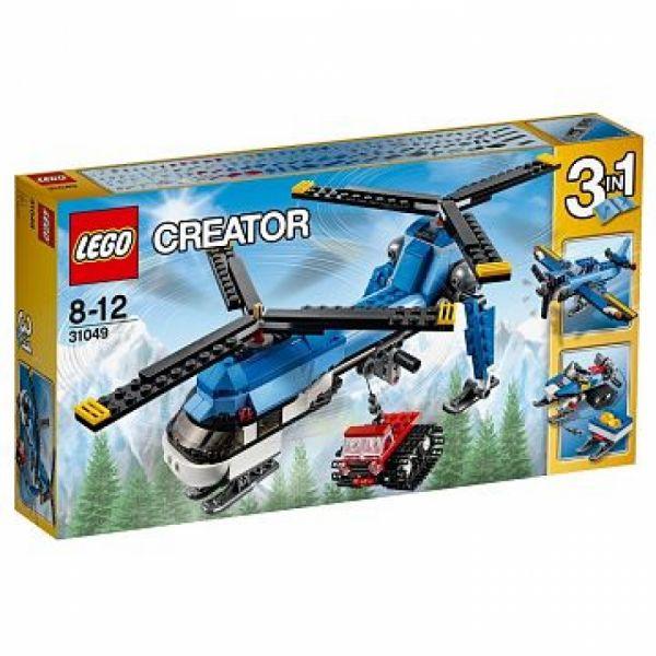 LEGO® Creator 31049 - Doppelrotor Hubschrauber