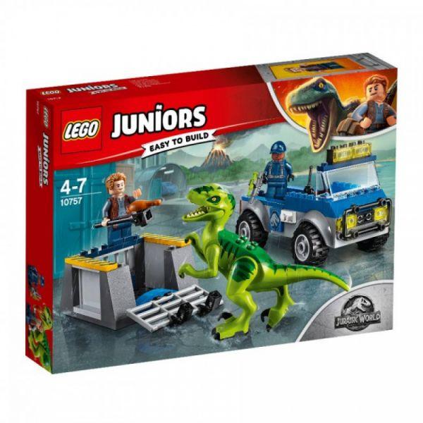 LEGO® Juniors 10757 - Raptoren Rettungstransporter