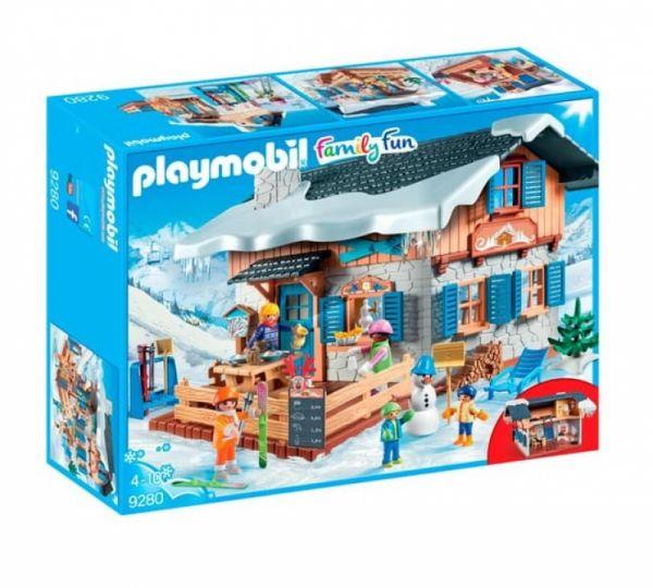 PLAYMOBIL® 9280 - Skihütte