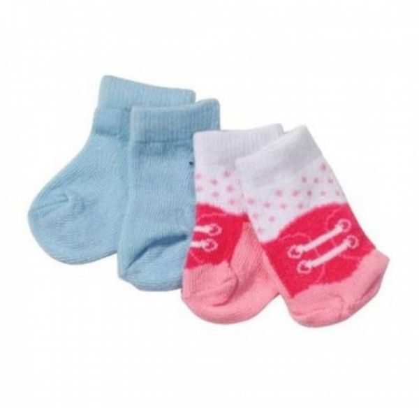 Zapf Creation - BABY Born Socken 2er Pack