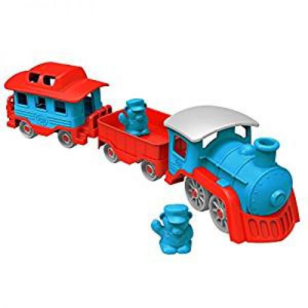 Greentoys - Eisenbahn, blau