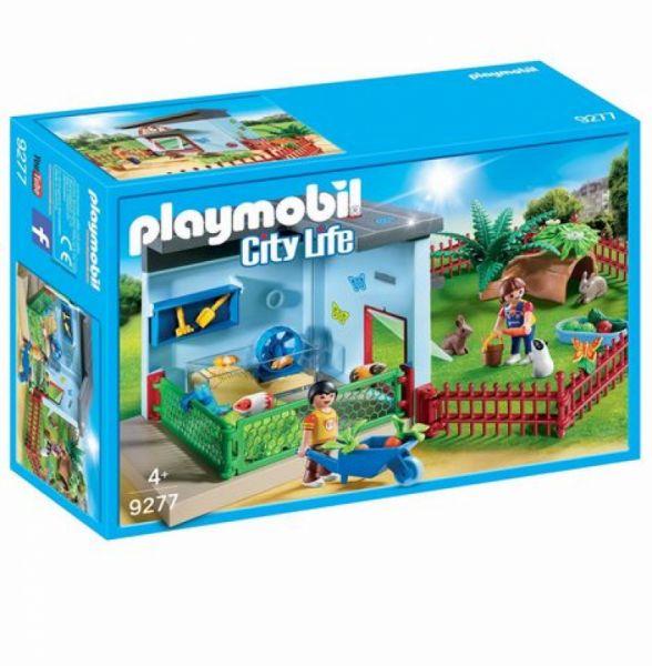 PLAYMOBIL® 9277 - Kleintierpension
