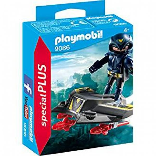 PLAYMOBIL® 9086 - Sky Knight mit Fluggleiter