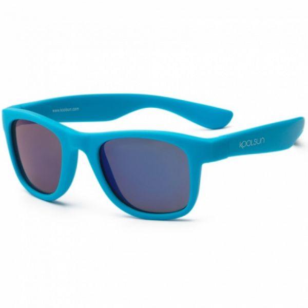 Koolsun - Kindersonnenbrille Wave Neon Blue