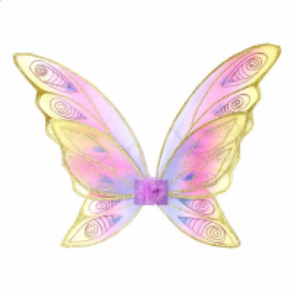 Regenbogen Flügeln