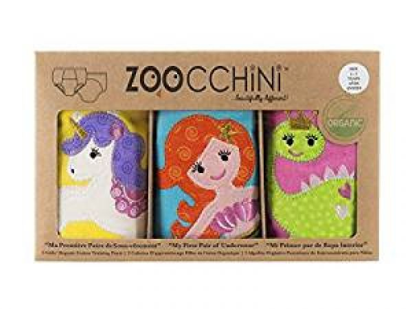 Zoocchini - Trainings Windelhosen Mädchen 2-3 Jahre Fee
