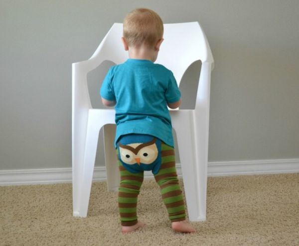 Doodle Pants - Owl Leggings