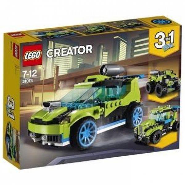 LEGO® Creator 31074 - Raketen-Rallyeflitzer