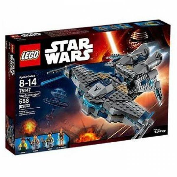 LEGO® Star Wars 75147 - StarScavenger™