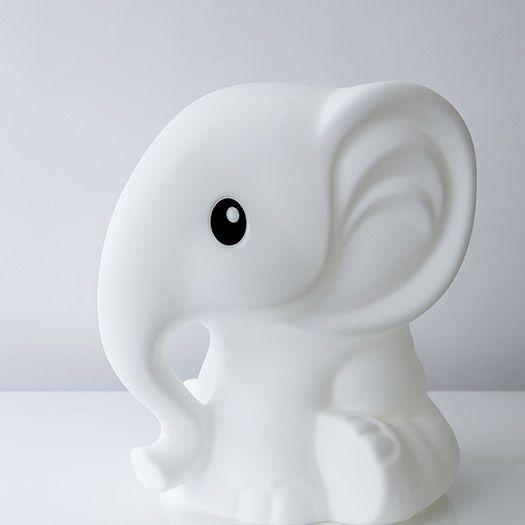 Mr. Maria - Nachtlicht Elefant Anana (Mit Weck- und Sleeptimer)