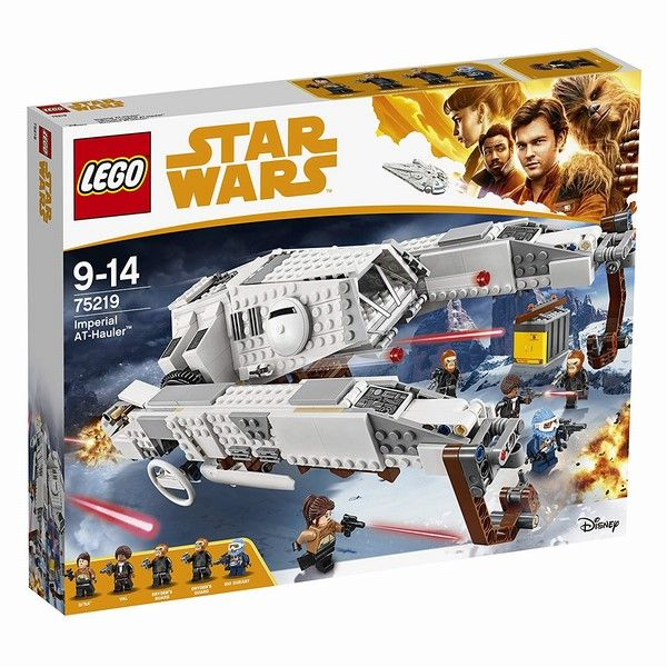 LEGO® Star Wars 75219 - Imperial AT-Hauler