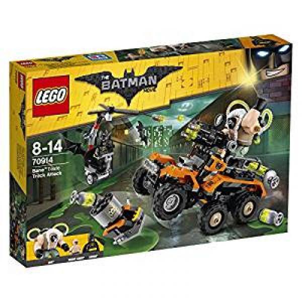 LEGO® The Batman Movie 70914 - Der Gifttruck von Bane