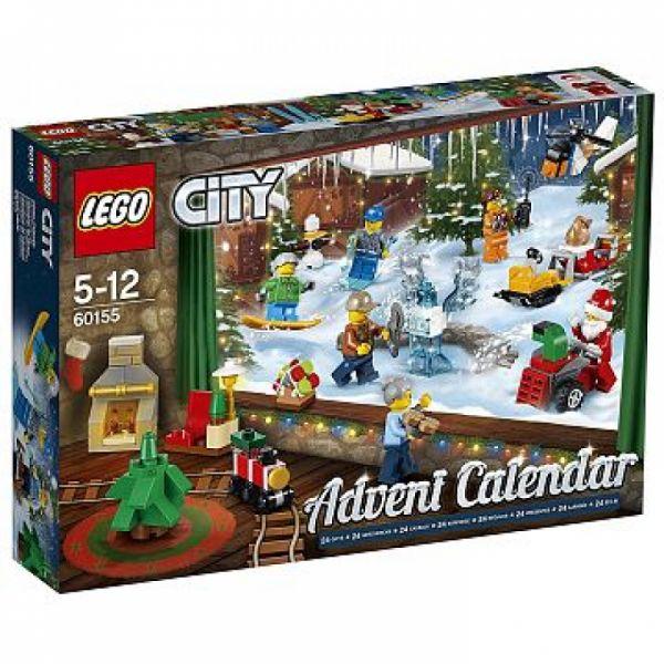 LEGO® City 60155 - Adventskalender