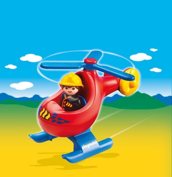 PLAYMOBIL® 6789 - Feuerwehrheli