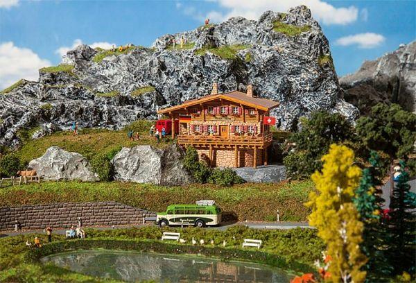 FALLER 232356 - Hochgebirgshütte Moser-Hütte, Spur N