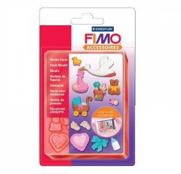 """Staedtler - Motiv-Form """"Baby"""" Fimo Accessoires"""