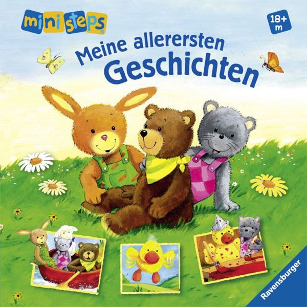 Ravensburger 04028 - Meine allerersten Geschichten
