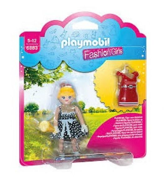 PLAYMOBIL® 6883 - Fashion Girl - Fifties