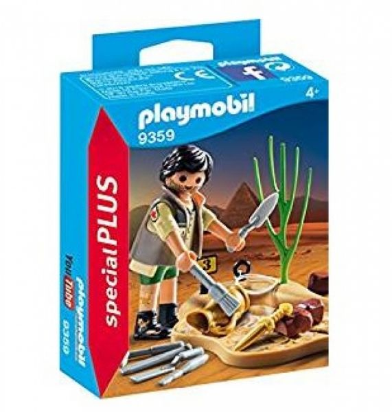 PLAYMOBIL® 9359 - Archäologische Ausgrabung