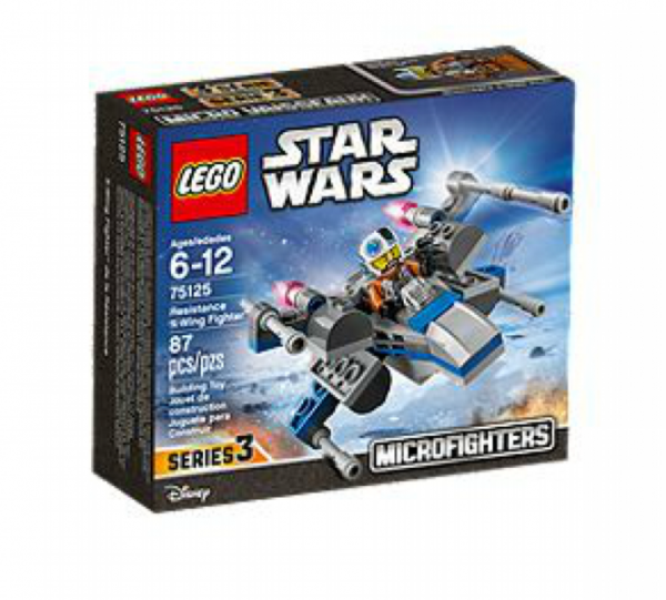 LEGO® Star Wars 75125 - Resistance X-Wing Fighter™