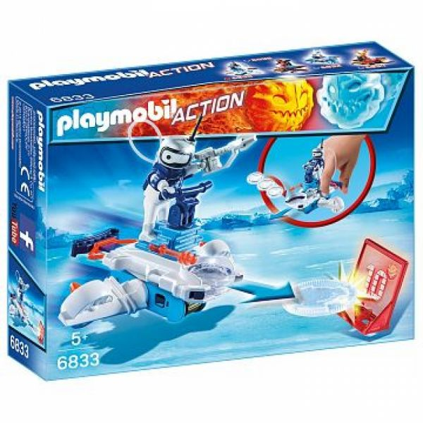 PLAYMOBIL® 6833 - Icebot mit Disc-Shooter