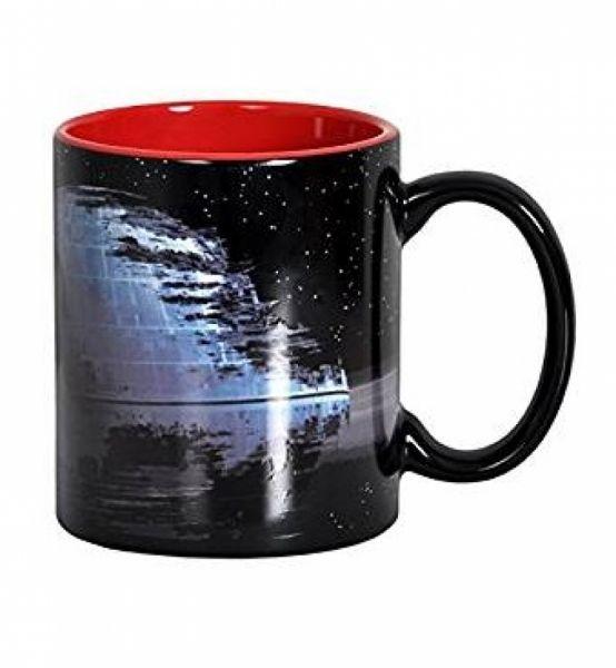 Star Wars - Keramiktasse Millenium Falcon vs. Death Star 300ml