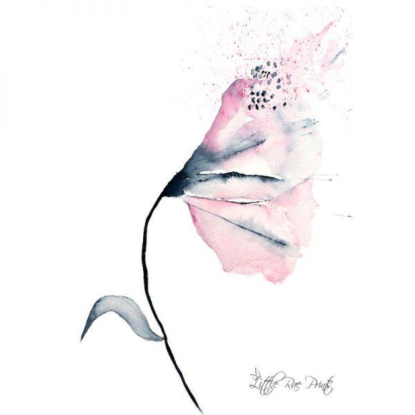 Little Rae Prints - Poster Poppy 2