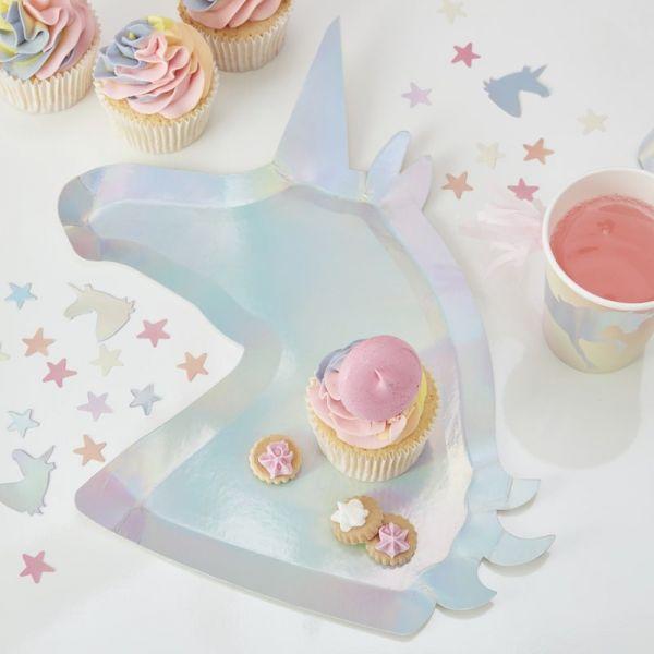 Ginger Ray - Partyteller Unicorn Shape