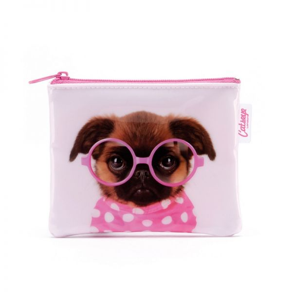 Catseye - Glasses Pooch Coin Purse