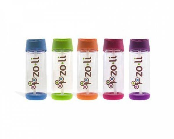 ZoLi - Squeak Strohhalmflasche klein 350ml