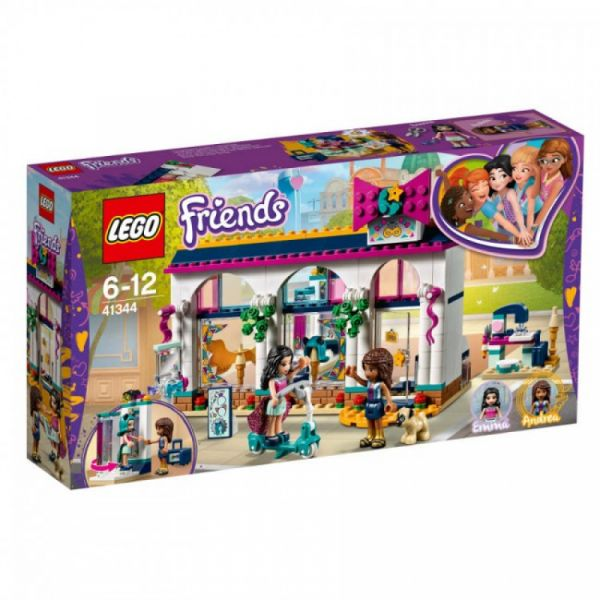 LEGO® Friends 41344 - Andreas Accessoire-Laden