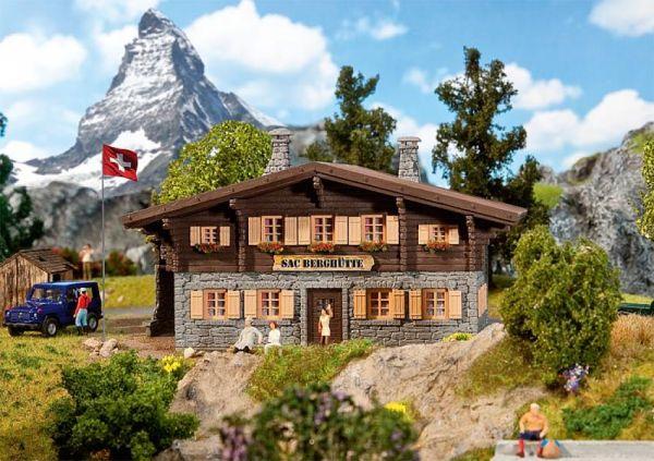 FALLER 190057 - SAC Berghütte, Spur H0